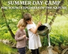 Summer day-camp of Young explorer of the nature for elementary school children 5-11 years